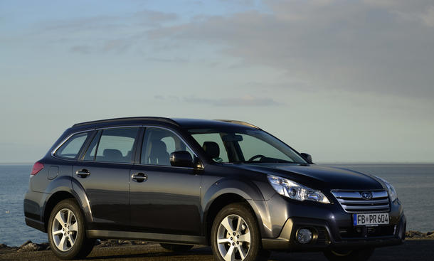 Subaru Outback 2013 Facelift Preis SUV