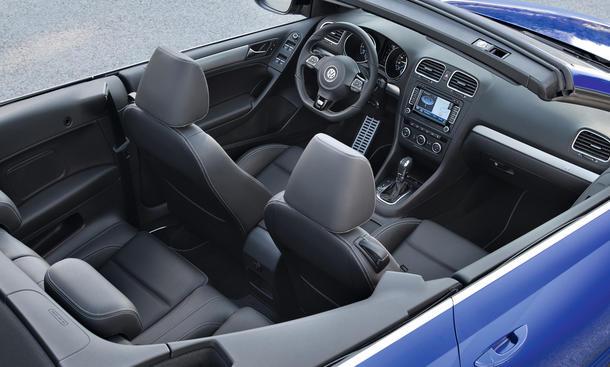 vw golf r cabrio 2013 im test bilder und technische daten bild 2. Black Bedroom Furniture Sets. Home Design Ideas
