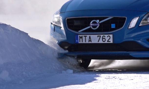Volvo S60 Polestar T6 Sport-Limousine Tuning Australien Teaser-Video