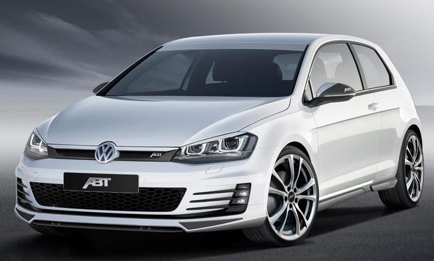 Abt VW Golf VII GTD 2013 Tuning Leistungssteigerung Sport Diesel Body Kit