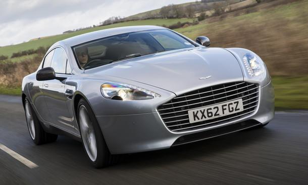 Aston Martin Rapide S 2013 Bilder