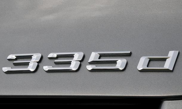 BMW 335d xDrive 2013 BiTurbo-Diesel F30 Allrad