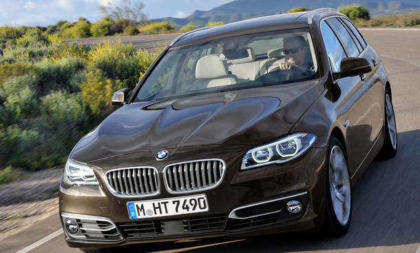 bmw 5er facelift 2013 preis ab euro f r 518d. Black Bedroom Furniture Sets. Home Design Ideas