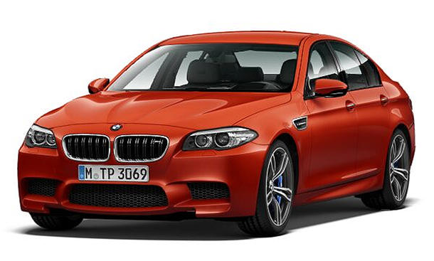 2013 BMW M5 Facelift F10 LCI Konfigurator