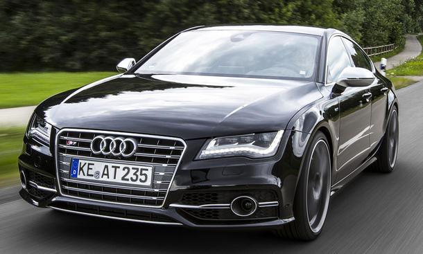 Bilder Abt Audi S7 2013 Tuning Sport Limousine