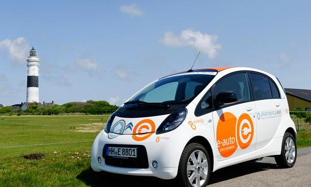 Citroen C-Zero Elektroauto Überarbeitung Antrieb Facelift Stadtauto Reichweite