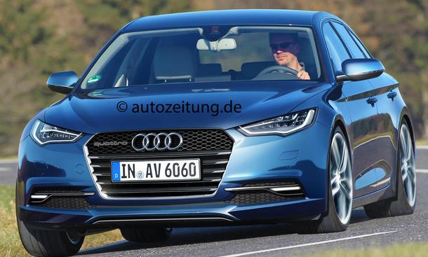 Deutsche Neuheiten Audi A6 2016