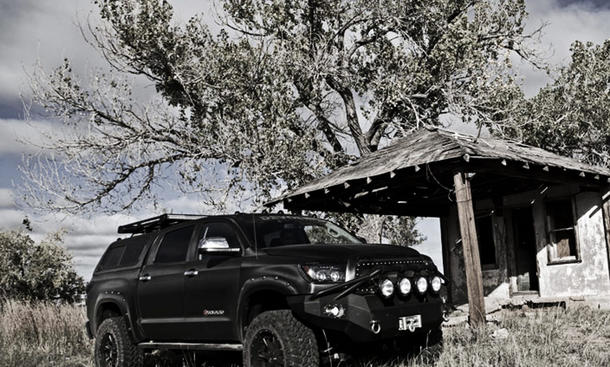 Toyota Tundra Devolro Diablo Geländewagen Tuning Apokalypse
