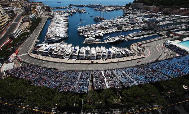 Formel 1 F1 2013 Monaco-GP Monte Carlo Vorschau Live-Ticker Königsklasse