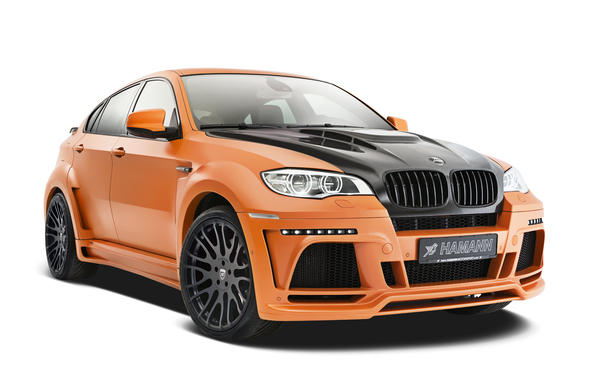 Hamann Tycoon II M Tuning BMW X6 M Facelift 2013 SUV-Coupe Leistungssteigerung