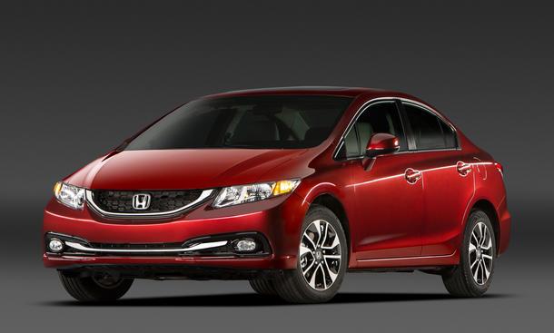 Honda Civic Limousine Facelift 2013