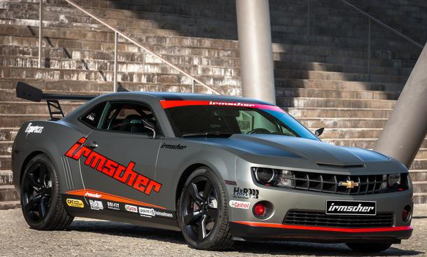Chevrolet Camaro Irmscher Tuning World Bodensee Drift-Umbau Jochen Reich