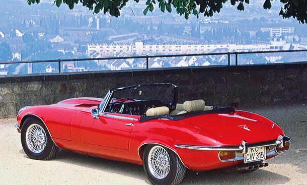 Jaguar E-Type Roadster V12 Kaufberatung Zwölfzylinder