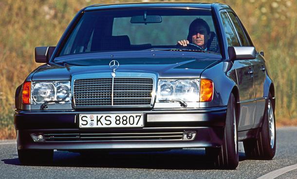 Classic Cars Kaufberatung Mercedes W124