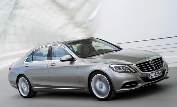 Mercedes S Klasse 2013 Preis W 222 S 400 500 350 Hybrid Euro