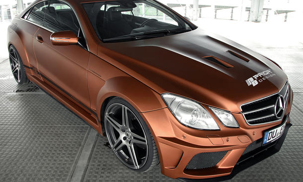 Prior PD850: Widebody-Tuning für das Mercedes E-Klasse Coupé