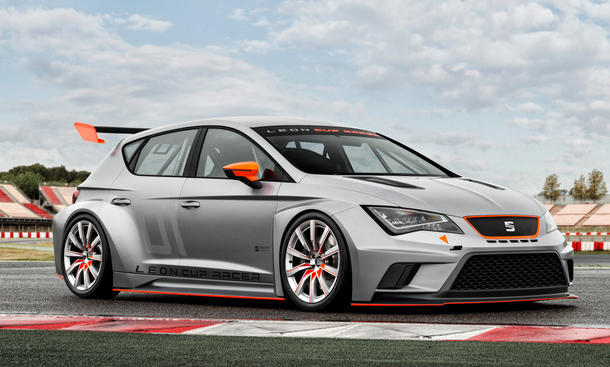 Seat Leon Cup Racer 2013 Woerthersee Rennversion Motorsport
