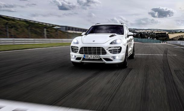 Techart Porsche Cayenne Diesel S 2013 Tuning Leistungssteigerung V8