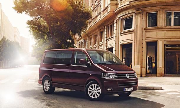 VW Nutzfahrzeuge Wirtschaft Statistik 2012