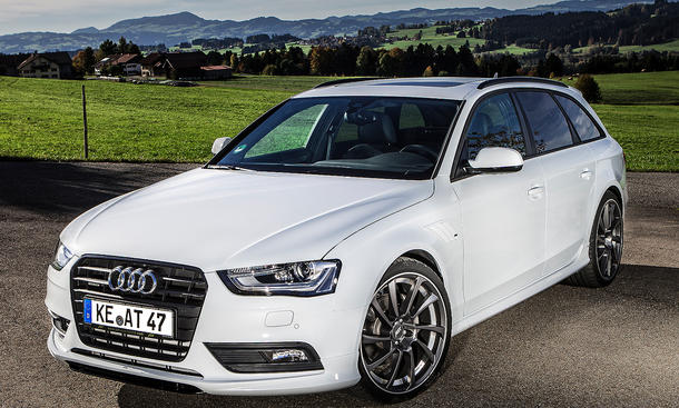 Tuning Abt AS4 Avant 2013 A4 3.0 TFSI Power-Kombi