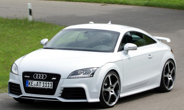 Tuning Abt Audi TT RS plus 2013 Coupe Roadster