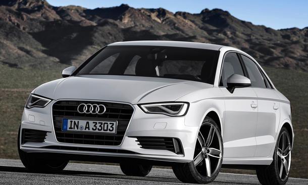 Audi A3 Limousine Preis Stufenheck 2013 Grundpreis Euro
