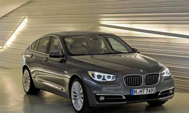 BMW 5er GT Facelift 2013 Preise Oberklasse Kombi-Coupé