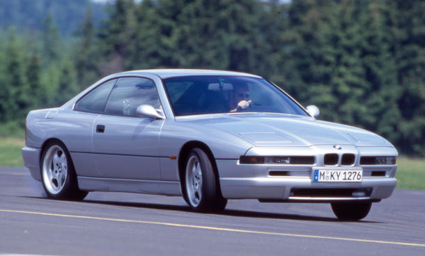 BMW 8er 7er Coupe Gran Lusso 850i 850Ci 850CSi 840Ci 860i