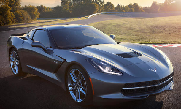 Chevrolet Corvette Stingray 2013 Preis C7 69900 Euro Z51 Performance Pack