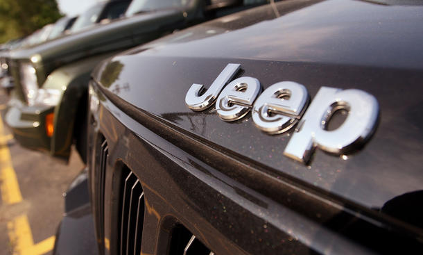 Chrysler Jeep Rückruf 2013 Liberty Grand Cherokee Geländewagen