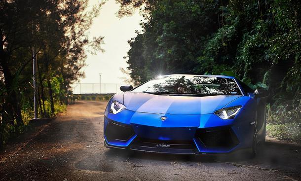 DMC Lamborghini Aventador LP700 Molto Veloce Tuning Supersportler Leistungssteigerung Bilder