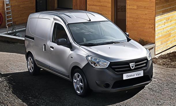 2013 Dacia Dokker Expresss Preis Grundpreis 6990 Euro