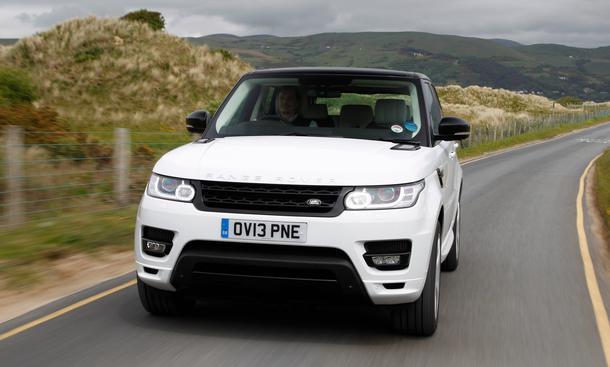 Fahrbericht Range Rover Sport SDV6 2013 SUV Geländewagen Diesel