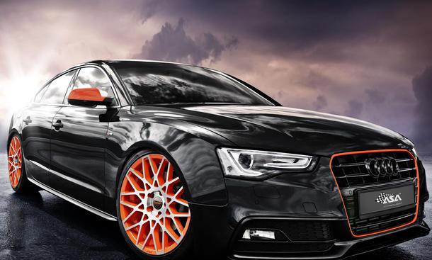 Felgen Ratgeber 2013 Sommer ASA GT4 Neon Orange
