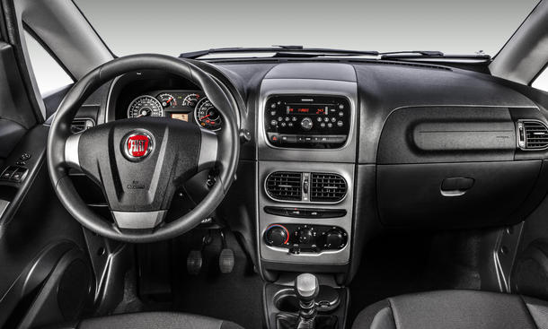 fiat idea facelift 2014 bilder des minivan bild 3. Black Bedroom Furniture Sets. Home Design Ideas