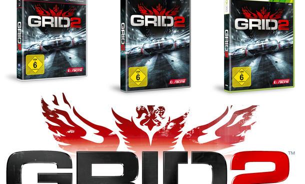 GRID II Gewinnspiel Verlosung PC PS3 Xbox 2013 Auto Rennspiel