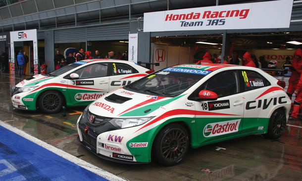 Honda Civic Sport Zubehör Racing Design Tourenwagen 2013