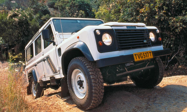 Kaufberatung Classic Cars: Land Rover Defender 110