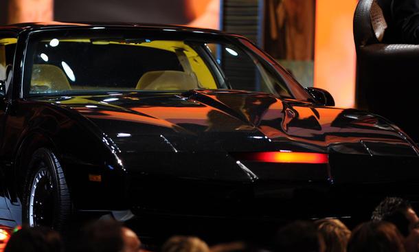 Kinofilm 2013 Knight Rider David Hasselhoff Neuverfilmung Pontiac Trans Am K.I.T.T Serie