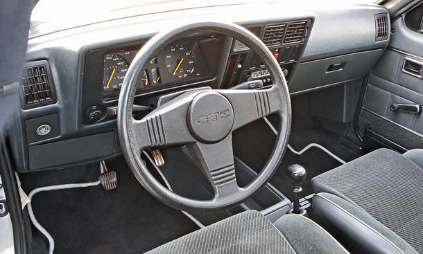Kompakte Sportler Opel Kadett Gte