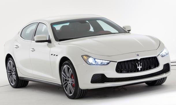 Maserati Ghibli 2013 Preis Oberklasse-Limousine Grundpreis Diesel Benziner V6