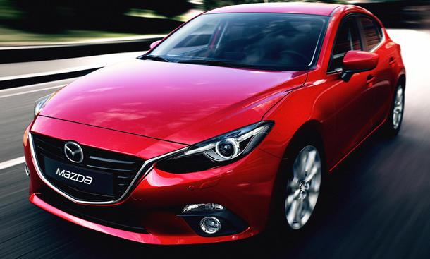 Mazda 3 2013 Kompaktklasse Kodo Design