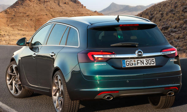 Opel Insignia Facelift Preis 2013 Grundpreis Motoren Benzin Diesel