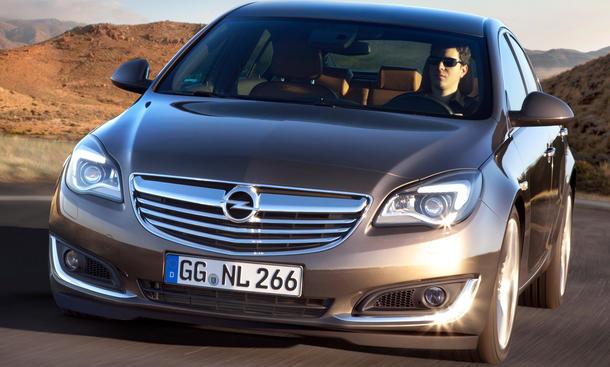 2013 Opel Insignia Facelift IAA Preis Limousine Fliessheck