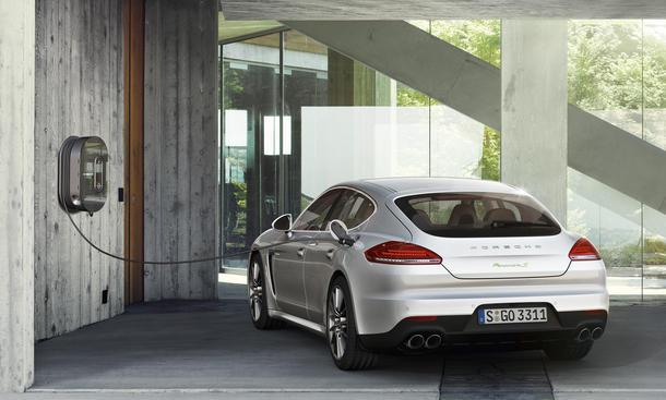 Porsche Panamera Plug-in-Hybrid 2013 Preise Gran Turismo Markteinführung