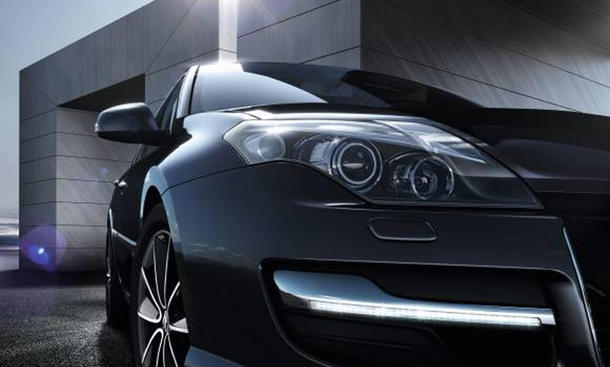 Renault Laguna Facelift 2013 neue Motoren