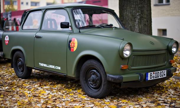 Trabant 601 Trabbi Werner Lang verstorben Entwickler