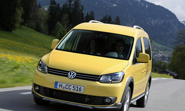 VW Caddy USA 2013 Nutzfhahrzeug Kleinlaster Hochdachkombi US-Markt