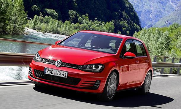 VW Golf VII GTD DSG 2013 Preis Bilder Kompaktklasse
