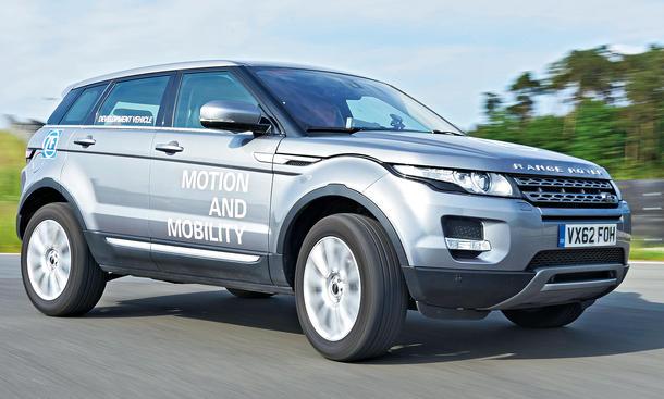 9 Gang Automatik Getriebe ZF Range Rover Evoque 2013